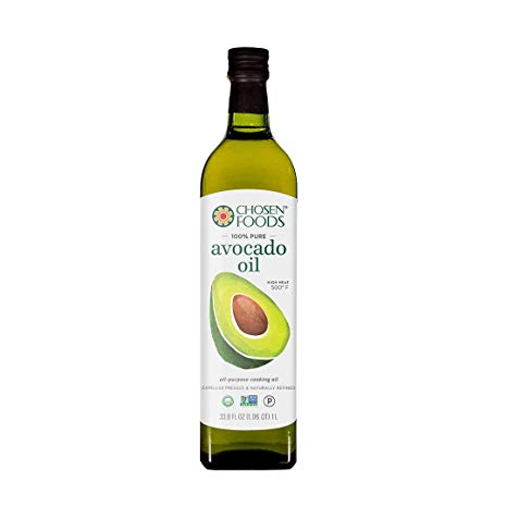 lectin free shopping list - avocado oil
