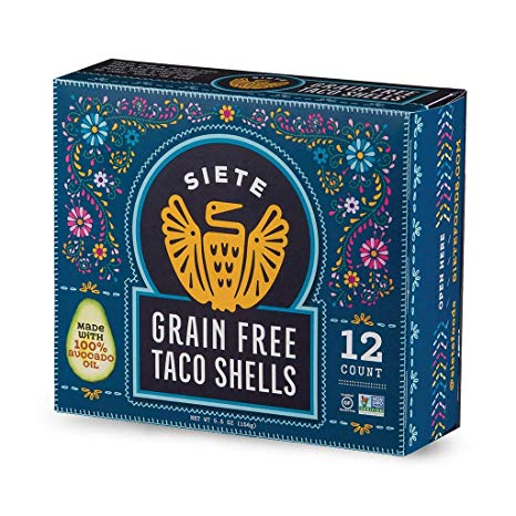 lectin free shopping list - taco shells