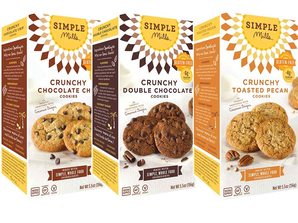 lectin free shopping list - cookies