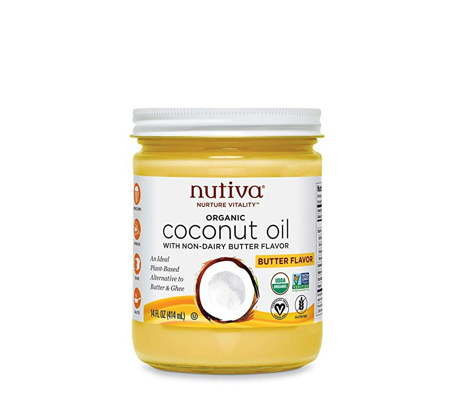 lectin free shopping list - butter coconut oil