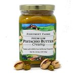 lectin free shopping list - pistachio butter